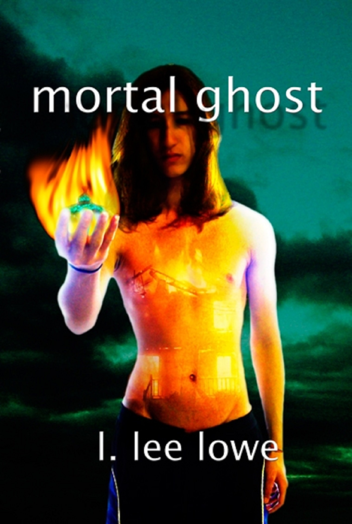 Mortal Ghost Cover